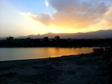 Qargha Lake, Kabul Images © 2013 Rebecca Martin